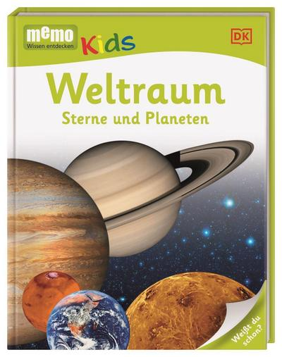 memo Kids. Weltraum