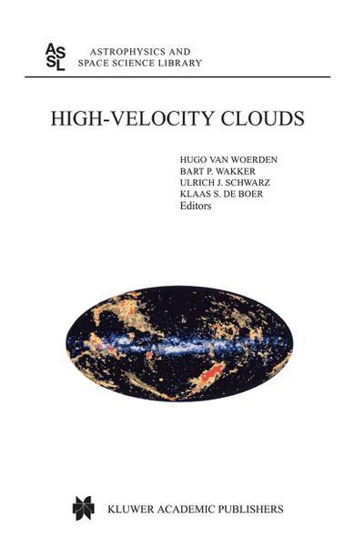 High-Velocity Clouds