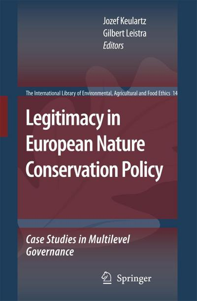 Legitimacy in European Nature Conservation Policy