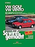So wird's gemacht. VW Golf Limousine von 9/91 bis 8/97, Golf Variant von 9/93 bis 12/98, Vento von 2/92 bis 8/97