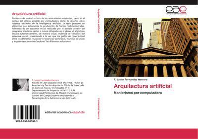 Arquitectura artificial
