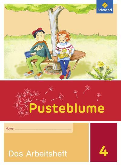 Pusteblume. Das Sprachbuch - Allgemeine Ausgabe 2015: Arbeitsheft 4