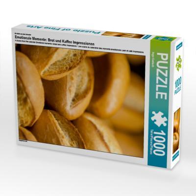 Ein Motiv aus dem Kalender Emotionale Momente: Brot und Kaffee Impressionen (Puzzle)