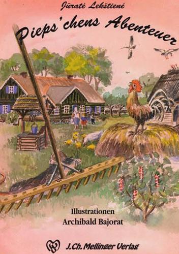 Pieps'chens Abenteuer, Jurate Lekstiene