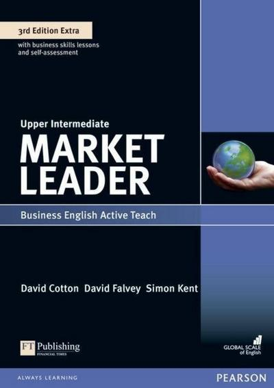 Market Leader. Extra Upper Intermediate Active Teach CD-ROM