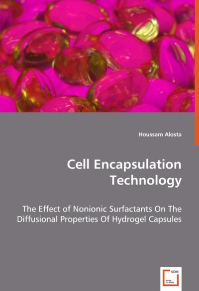 Cell Encapsulation Technology