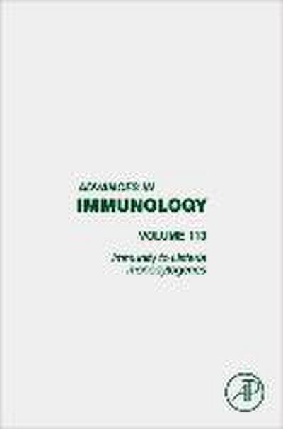Advances in Immunology 113. Immunity to Listeria Monocytogenes