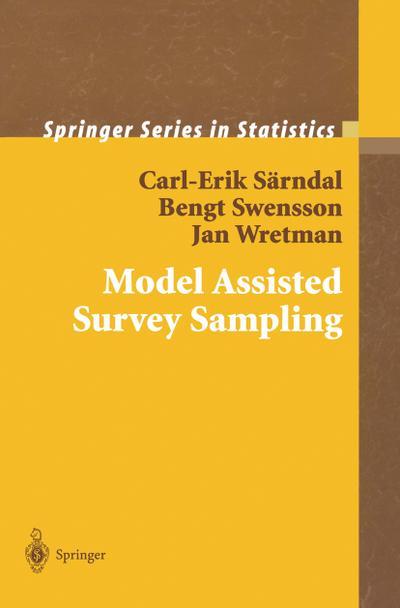 Model Assisted Survey Sampling