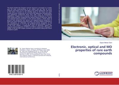 Electronic, optical and MO properties of rare earth compounds