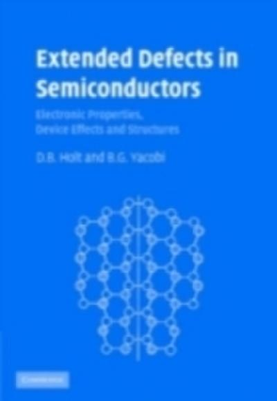 Extended Defects in Semiconductors