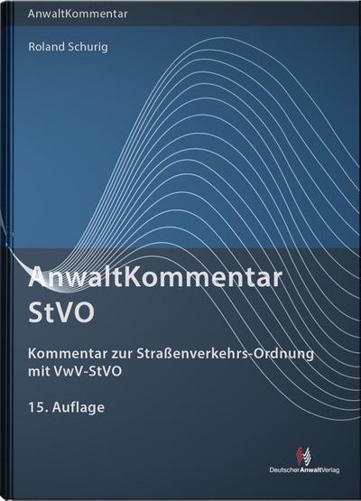 AnwaltKommentar StVO