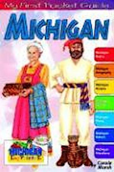 My First Pocket Guide to Michigan!