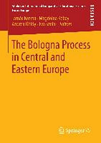 The Bologna Process in Central and Eastern Europe