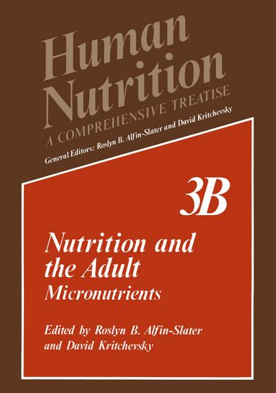 Nutrition and the Adult