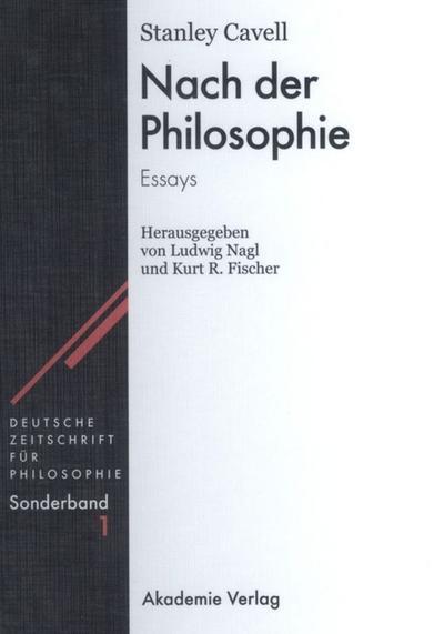 Nach der Philosophie