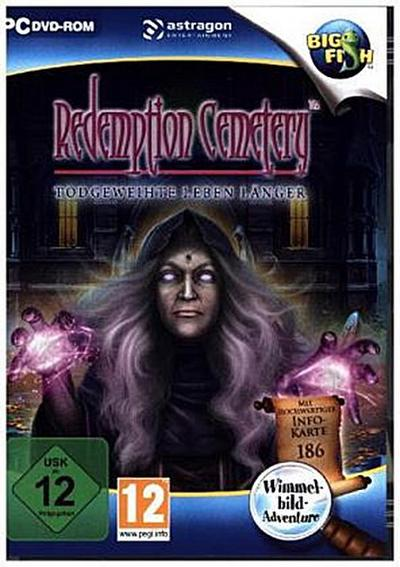 Redemption Cemetery, Todgeweihte leben länger, 1 DVD-ROM
