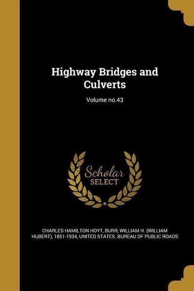 HIGHWAY BRIDGES & CULVERTS VOL
