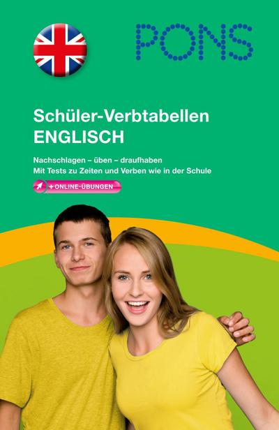 PONS Schüler-Verbtabellen Englisch
