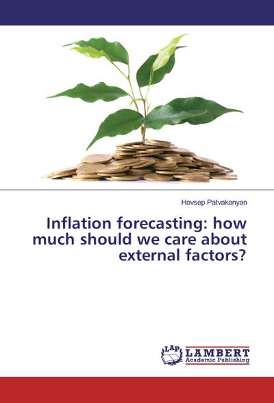 Inflation forecasting: how much should we care about external factors?