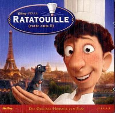 Disney: Ratatouille. Das Original Hörspiel zum Film