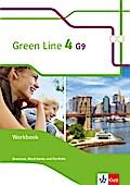 Green Line 4 G9. Workbook mit Audio-CD Klasse 8