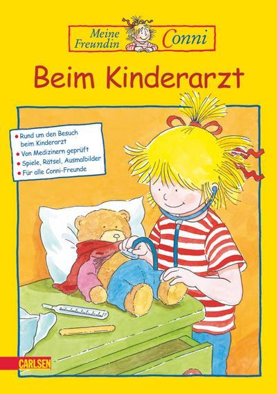 Conni Gelbe Reihe: Mein Schablonen-Malbuch