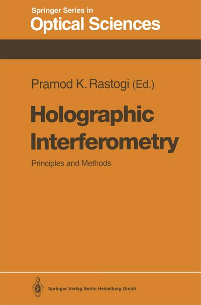 Holographic Interferometry