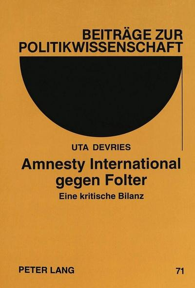 Amnesty International gegen Folter