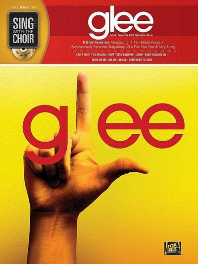 Glee (+CD) : for mixed chorus a cappellascore
