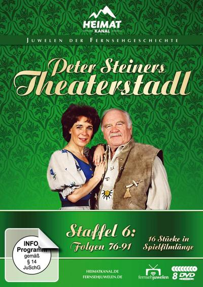 Peter Steiners Theaterstadl - Staffel 6
