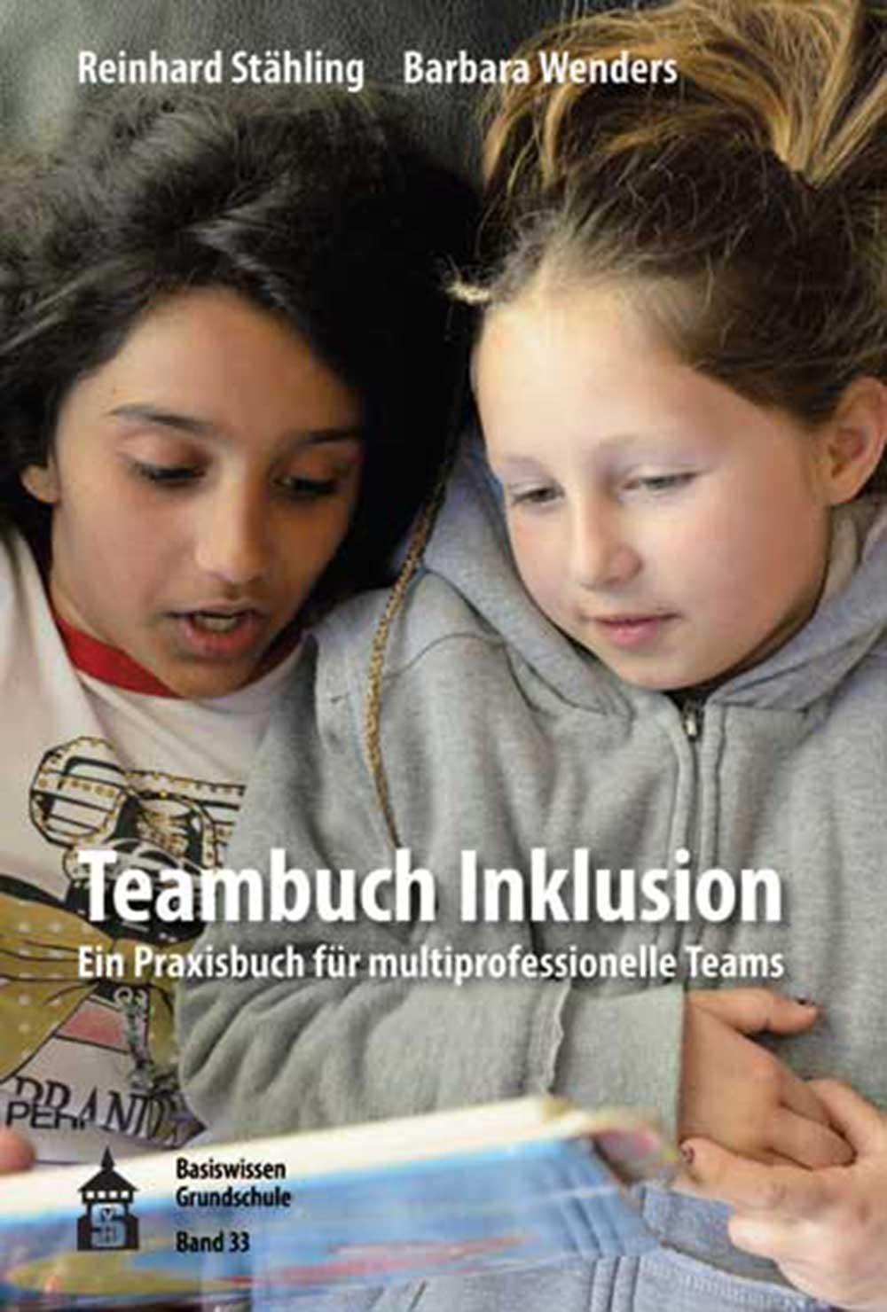Teambuch Inklusion | Reinhard Stähling |  9783834015310