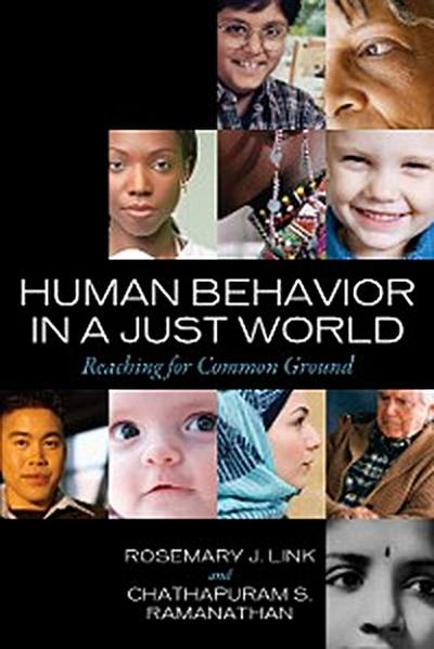 Human Behavior in a Just World