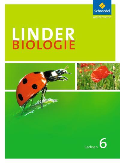 LINDER Biologie 6. Schülerband. Sachsen