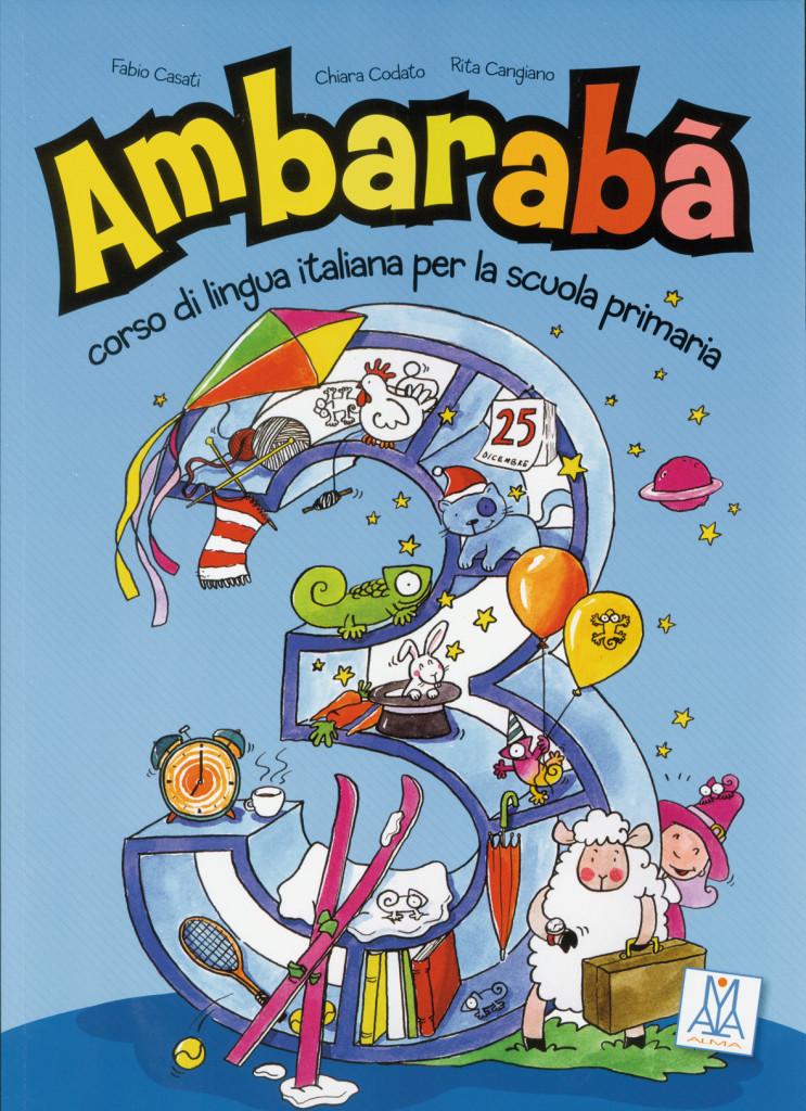 Ambarabà 3. libro - Kursbuch, Fabio Casati