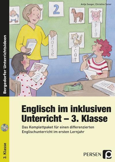 Englisch im inklusiven Unterricht - 3. Klasse