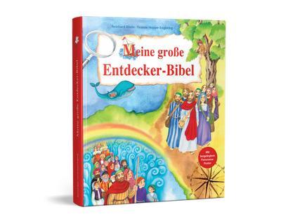 Meine große Entdecker-Bibel