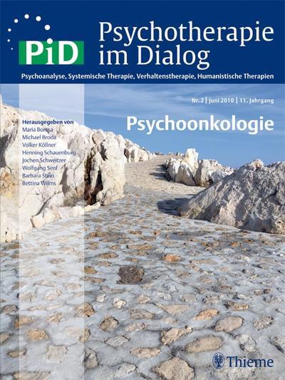 Psychotherapie im Dialog - Psychoonkologie