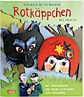 Rotkäppchen: Spielbuch mit 10 Masken