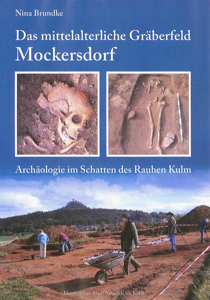 Nina Brundke , Das mittelalterliche Gräberfeld Mockersdorf ,  9783937117966