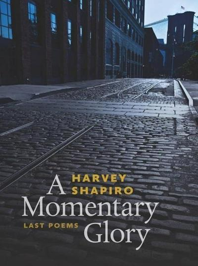 A Momentary Glory: Last Poems