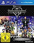 KINGDOM HEARTS HD 1.5 & 2.5 ReMIX (PlaysStation PS4). Sprachausgabe: Englisch
