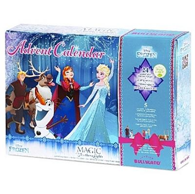 Bullyland 12196 - Adventskalender Disney Die Eiskönigin 2 Northern Lights Spiel
