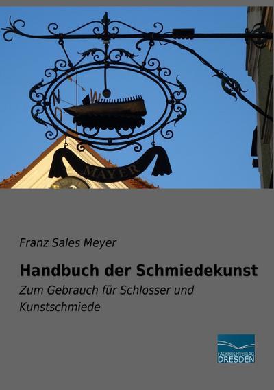 Handbuch der Schmiedekunst