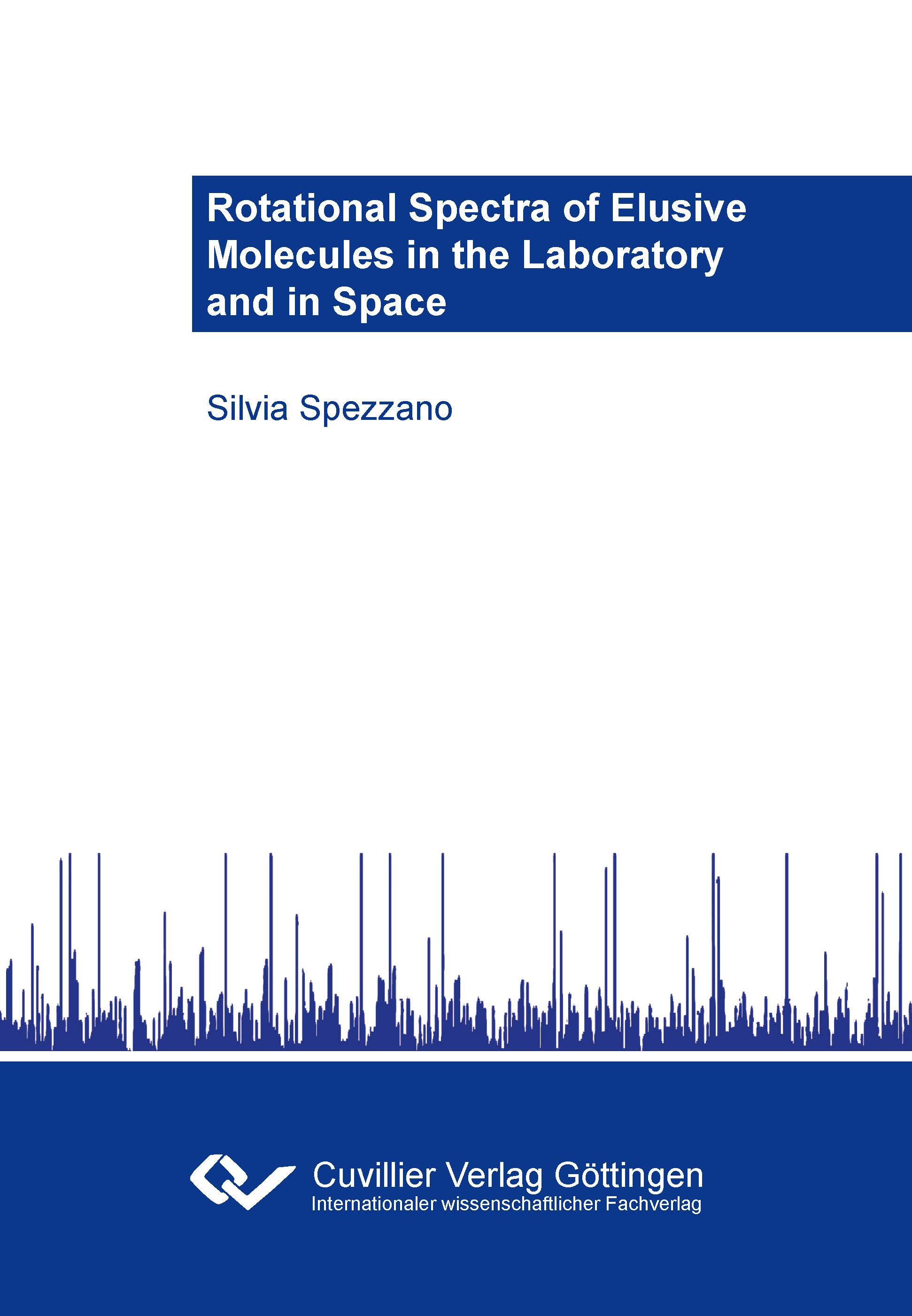 Rotational Spectra of Elusive Molecules in the Laboratory and in Space Silv ...