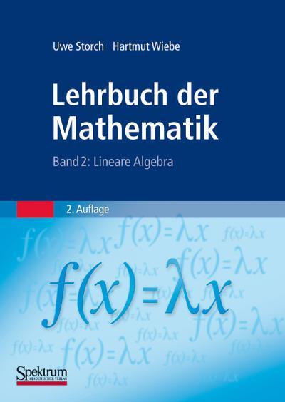Lehrbuch der Mathematik, Band 2