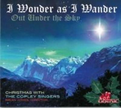 I Wonder As I Wander-Weihnacht