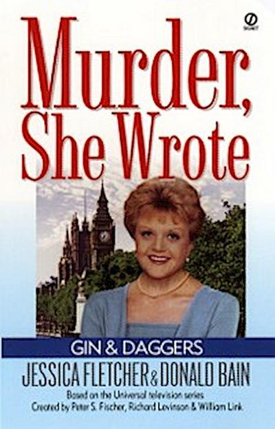 Murder, She Wrote: Gin and Daggers