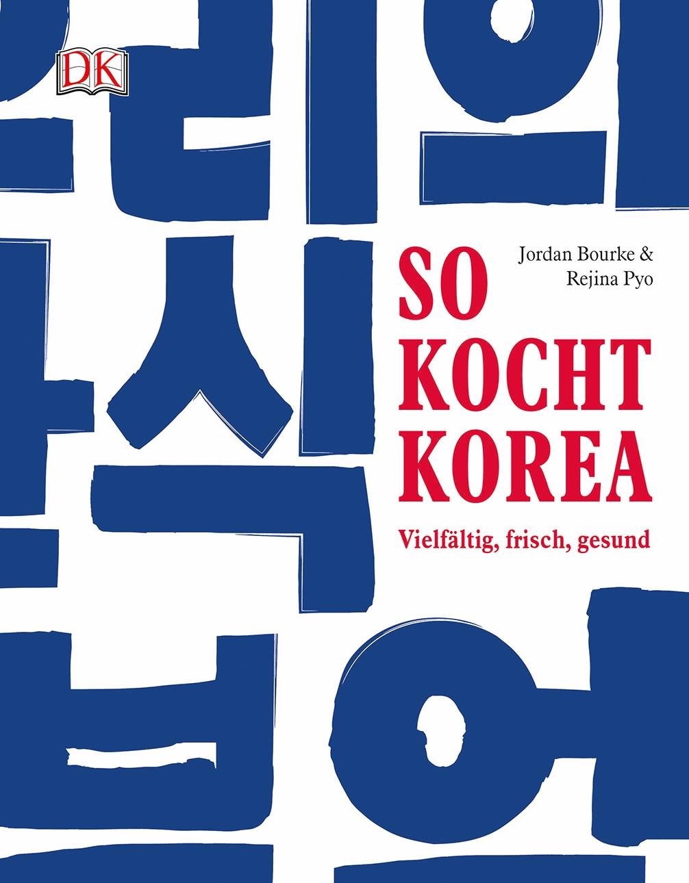 So kocht Korea Jordan Bourke