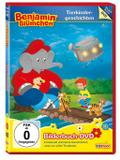 Benjamin Blümchen Bilderbuch-DVD: Tierkindergeschichten
