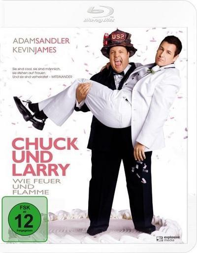 Chuck und Larry - Wie Feuer und Flamme, 1 Blu-ray